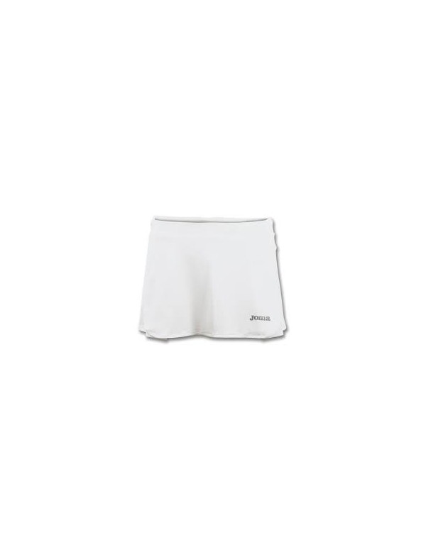 SKIRT CAMPUS WHITE