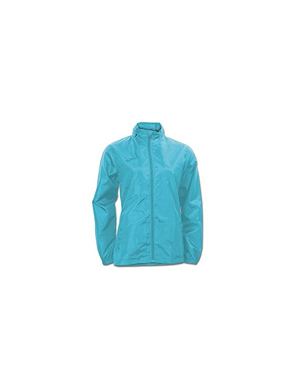 RAINJACKET ALASKA II TURQUOISE WOMAN