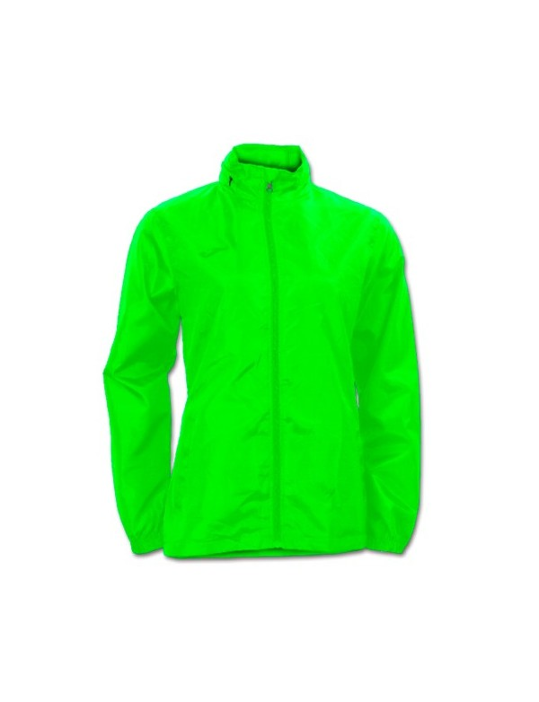 RAINJACKET ALASKA II GREEN WOMAN