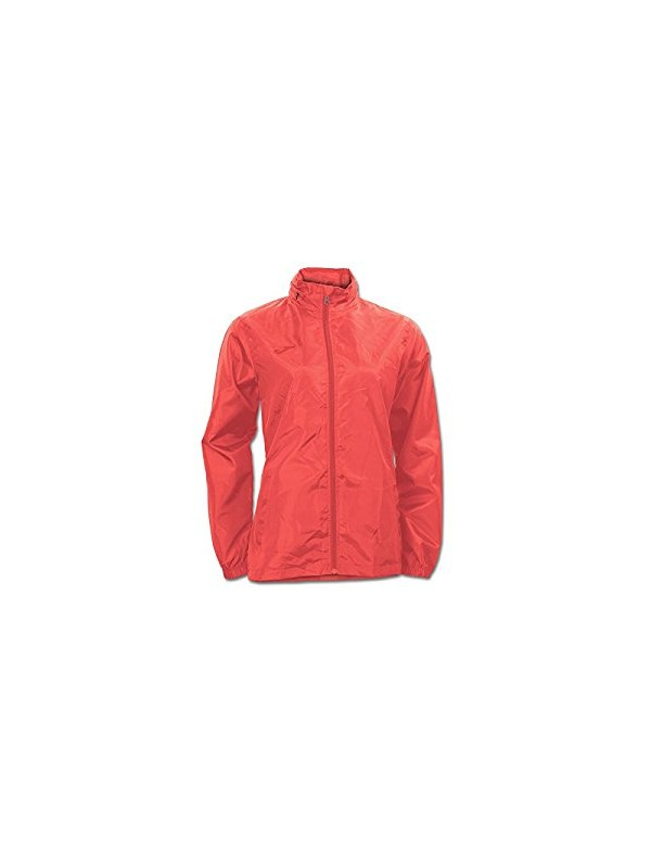 RAINJACKET ALASKA II DARK ORANGE WOMAN