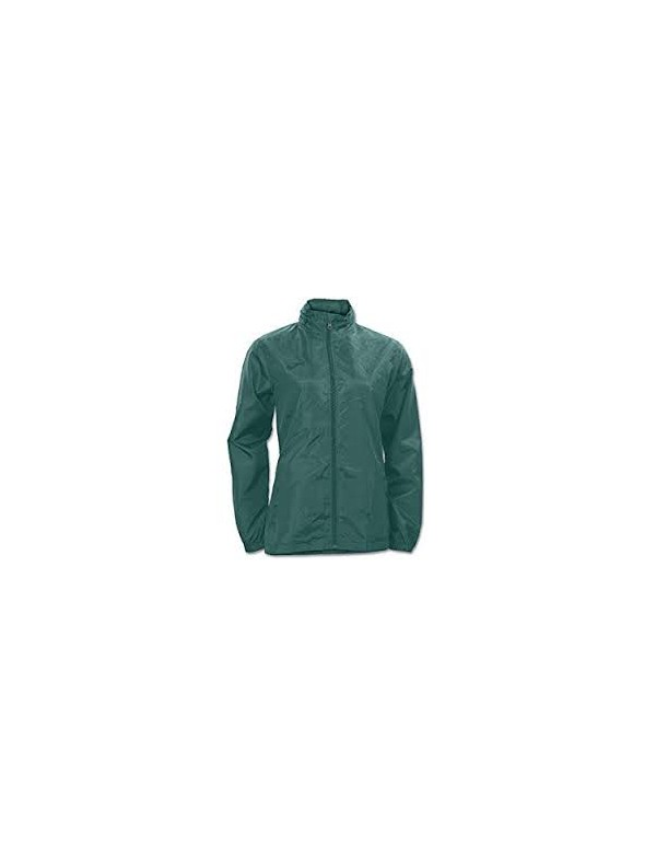 RAINJACKET ALASKA II DARK GREEN WOMAN