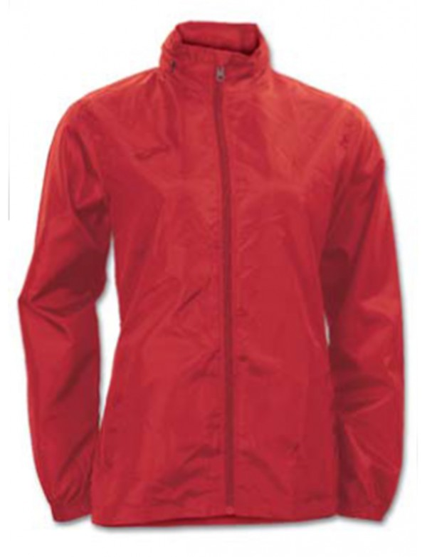 RAINJACKET GALIA RED WOMAN