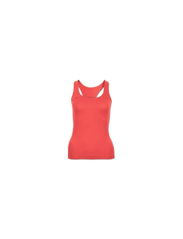T-SHIRT SKIN ORANGE SLEEVELESS WOMAN