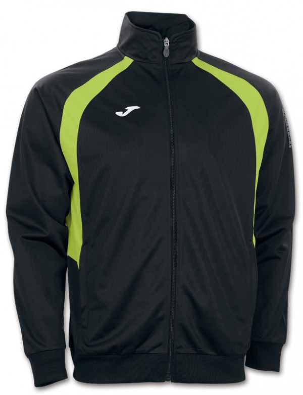 JACKET CHAMPION III BLACK-GREEN