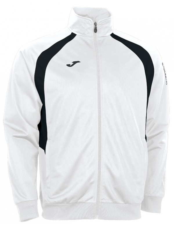 JACKET CHAMPION III WHITE-BLACK