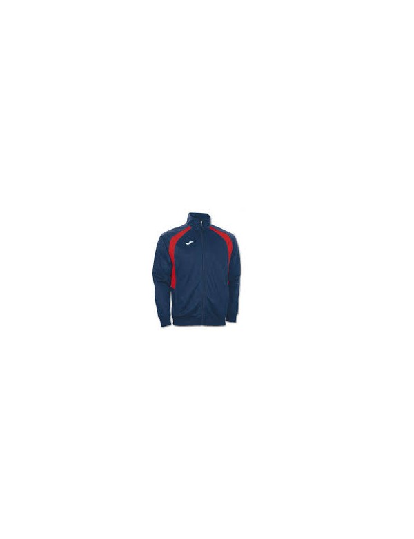 JACKET CHAMPION III NAVY-RED