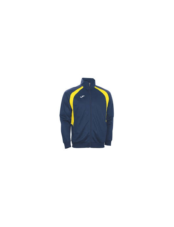 JACKET CHAMPION III NAVY-YELLOW