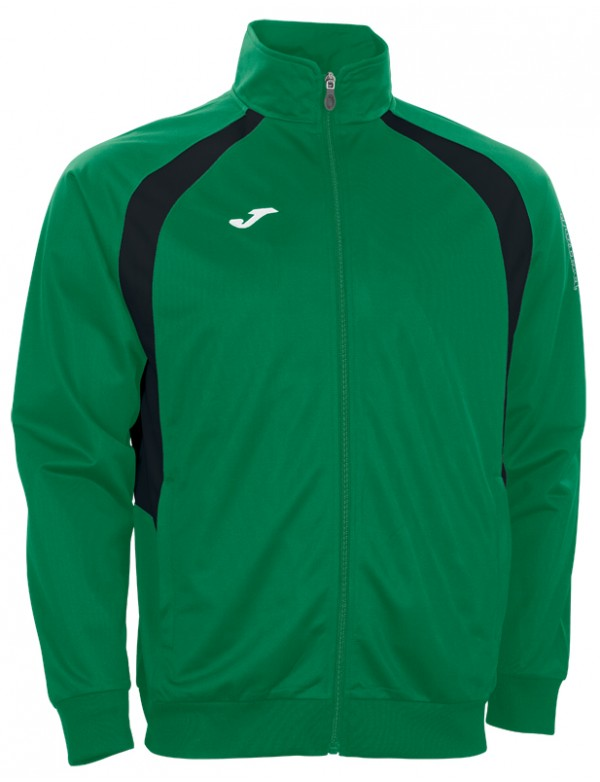 JACKET CHAMPION III GREEN-BLACK