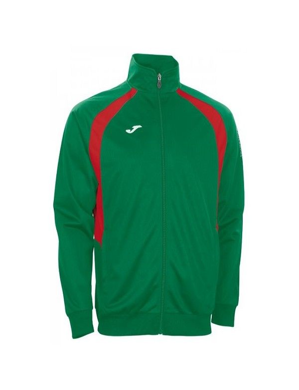 JACKET CHAMPION III GREEN-RED