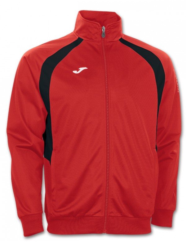 JACKET CHAMPION III RED-BLACK