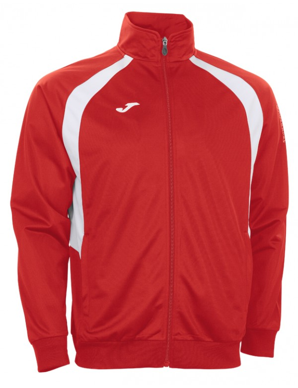 JACKET CHAMPION III RED-WHITE