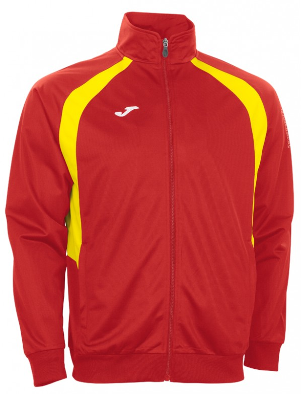 JACKET CHAMPION III RED-YELLOW