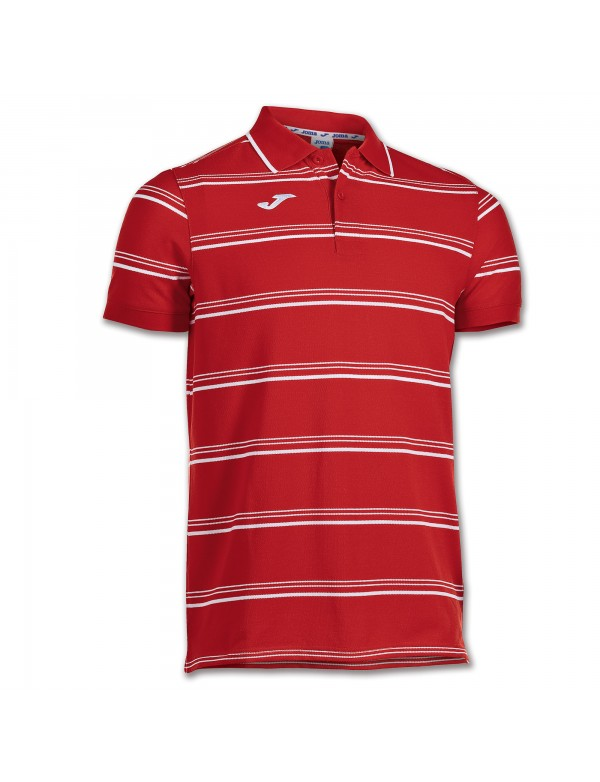 POLO RED S/S