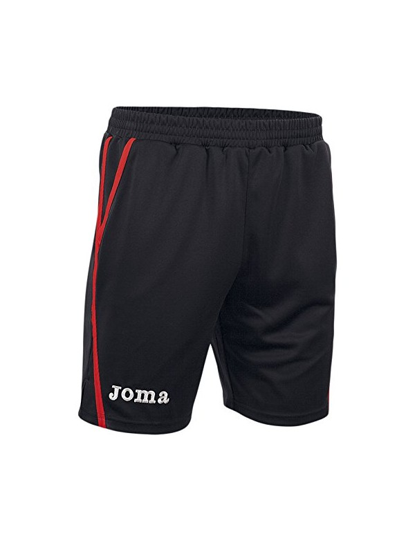 BERMUDA COMBI BLACK-RED