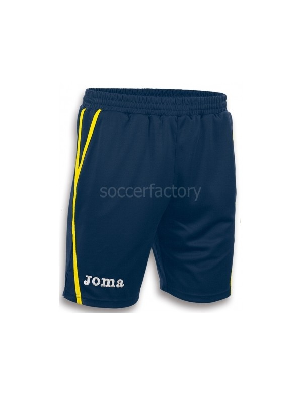 BERMUDA COMBI NAVY-YELLOW