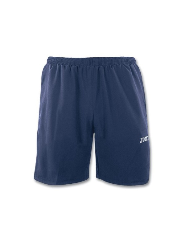 BERMUDA WITH POCKETS NAVY