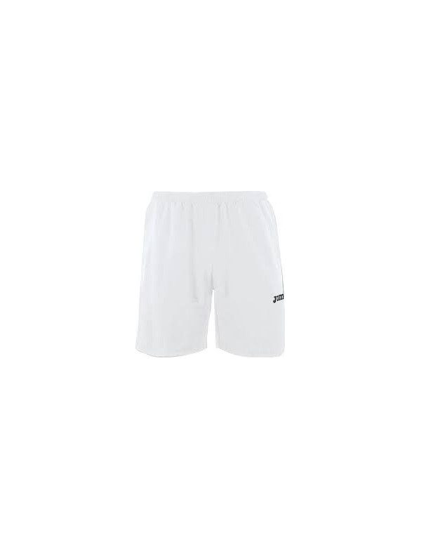 BERMUDA WITH POCKETS WHITE