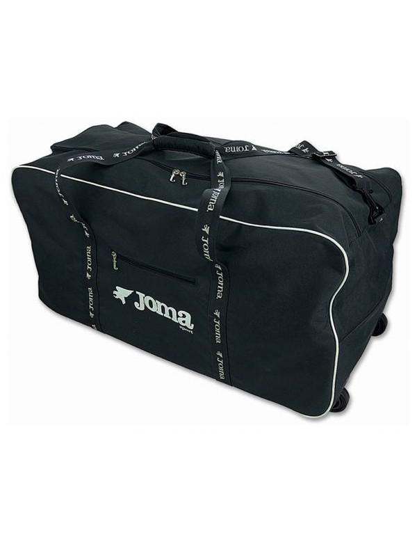 TEAM TRAVEL BAG BLACK