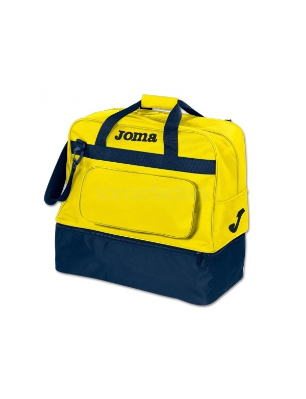 BAG TRAINING III YELLOW-NAVY -LARGE-