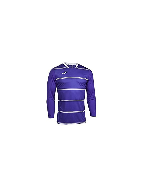 T-SHIRT STANDARD PURPLE L/S