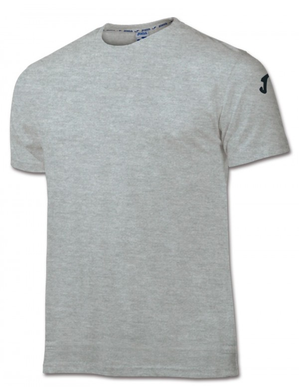 COTTON T-SHIRT GREY S/S
