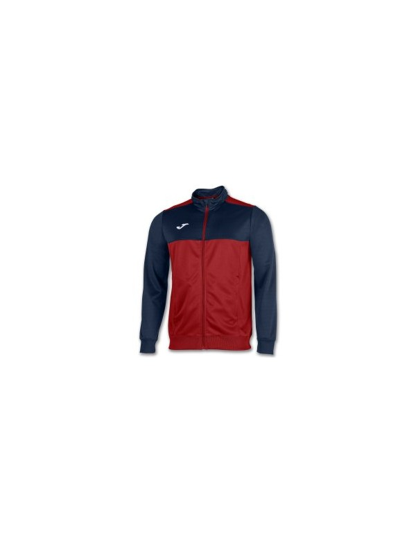 WINNER TRACKSUIT TOP RED