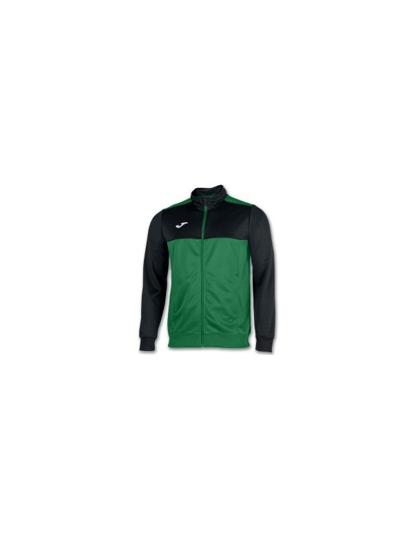 WINNER TRACKSUIT TOP GREEEN