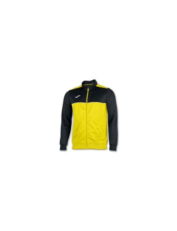 WINNER TRACKSUIT TOP YELLOW