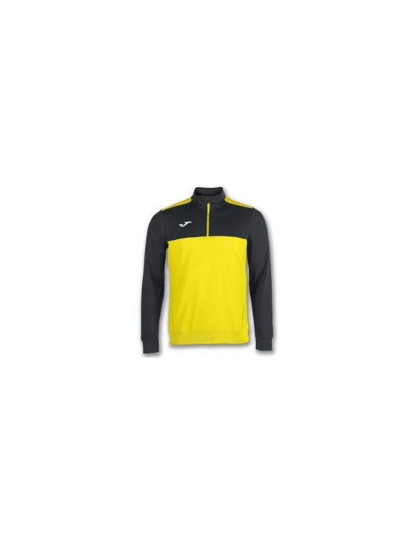 WINNER SWEATSHIRT YELLOW