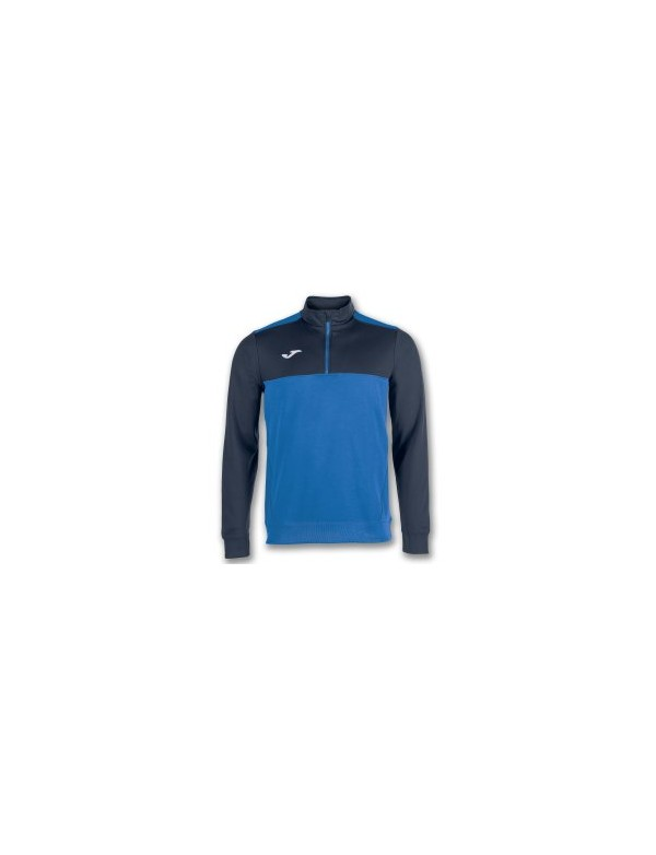 WINNER SWEATSHIRT ROYAL