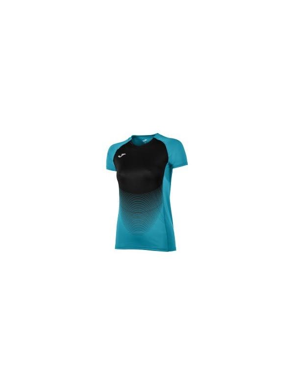 T-SHIRT ELITE VI BLACK-ROYAL