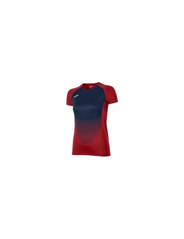 T-SHIRT ELITE VI BLACK-RED