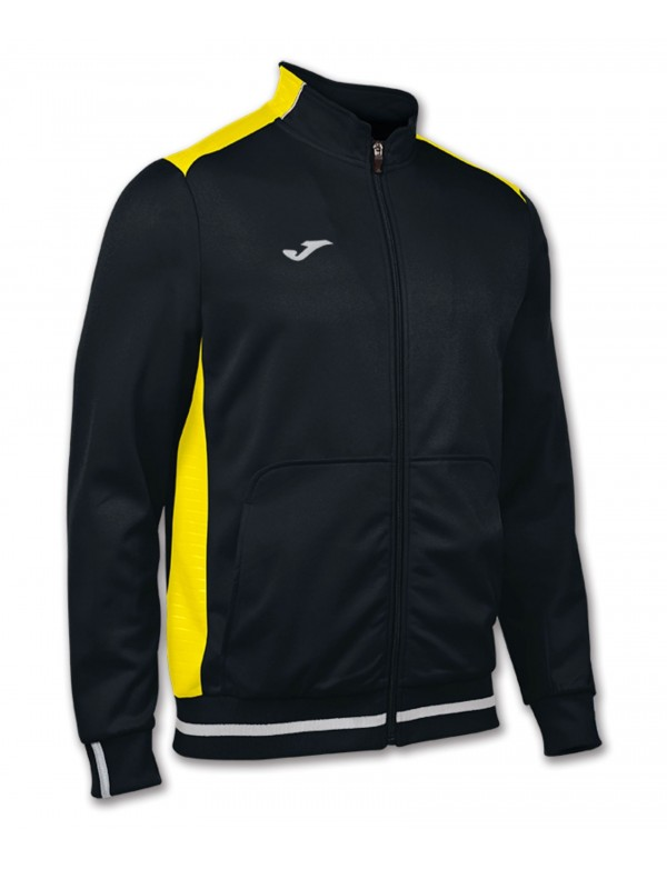 CAMPUS II JACKET BLACK-YELLOW