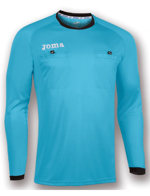 T-SHIRT REFEREE TURQUOISE