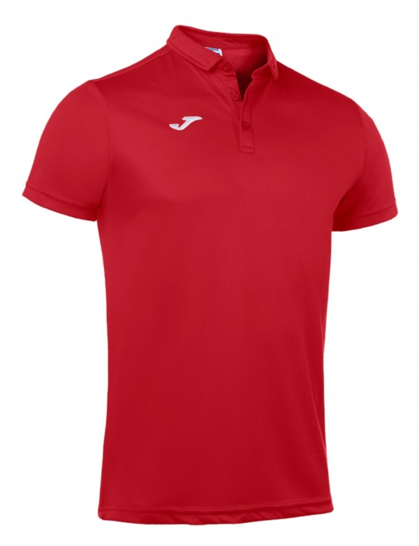 POLO SHIRT RED S/S