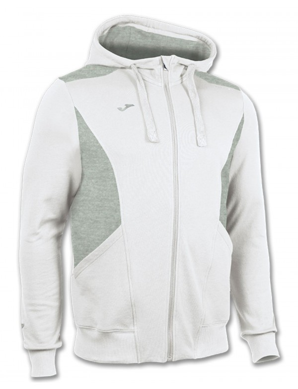 JACKET HOODED TRAVEL WHITE