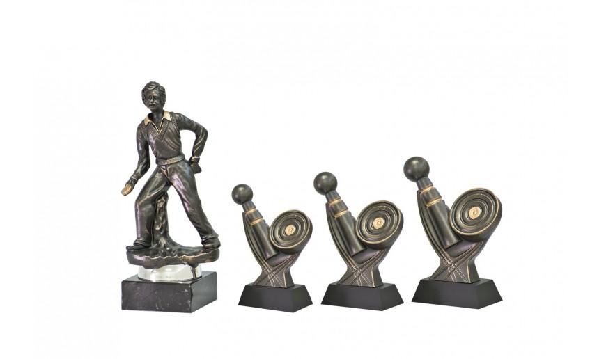 Troféus Malha