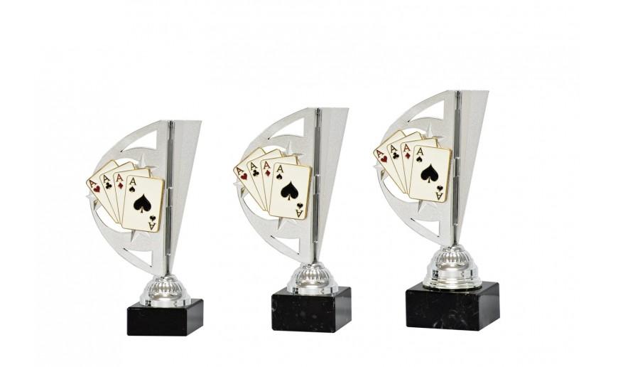 Troféus Cartas